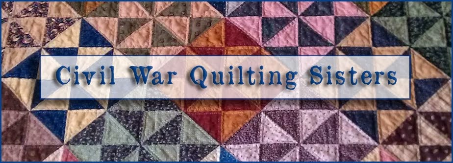 Civil War Quilting Sisters