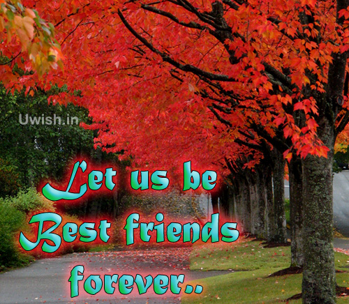 Best Friends forever friendship quotes e greeting cards and wishes