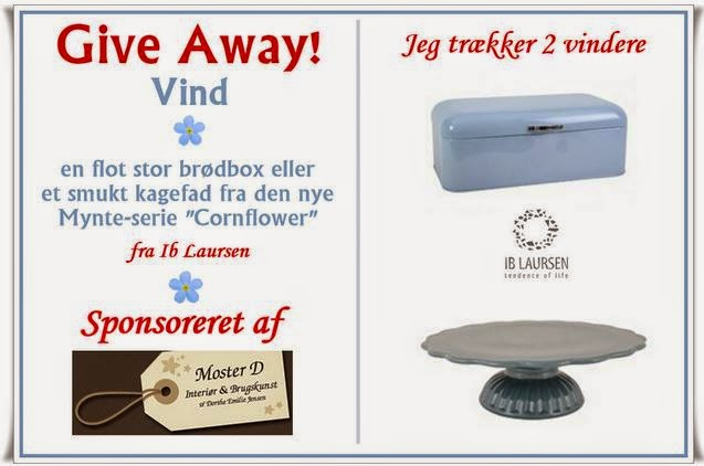 Give away hos Havets Sus.