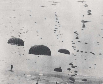 Allied Paratroopers and 1st Polish Independent Parachute Brigade - Market Garden