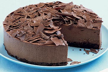 Delicious Chocolate Mousse Cake