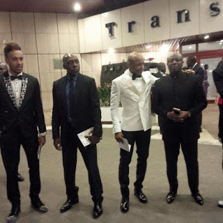 D'banj, Flavour, Omawumi, Awilo, Others At Glo CAF Awards 2015