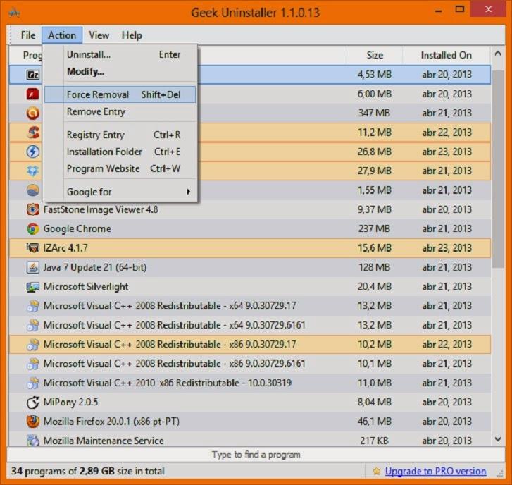 Cara Menghapus Program Tanpa Mengganggu Sistem Operasi