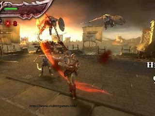 LINK DOWNLOAD GAMES God of War Chains of Olympus PSP FOR PC CLUBBIT