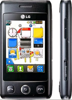 LG T300 Cookie Lite User Manual Guide