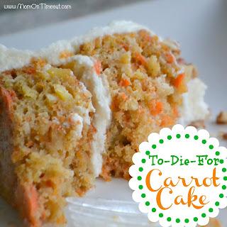 Easy carrot cake recipes moist