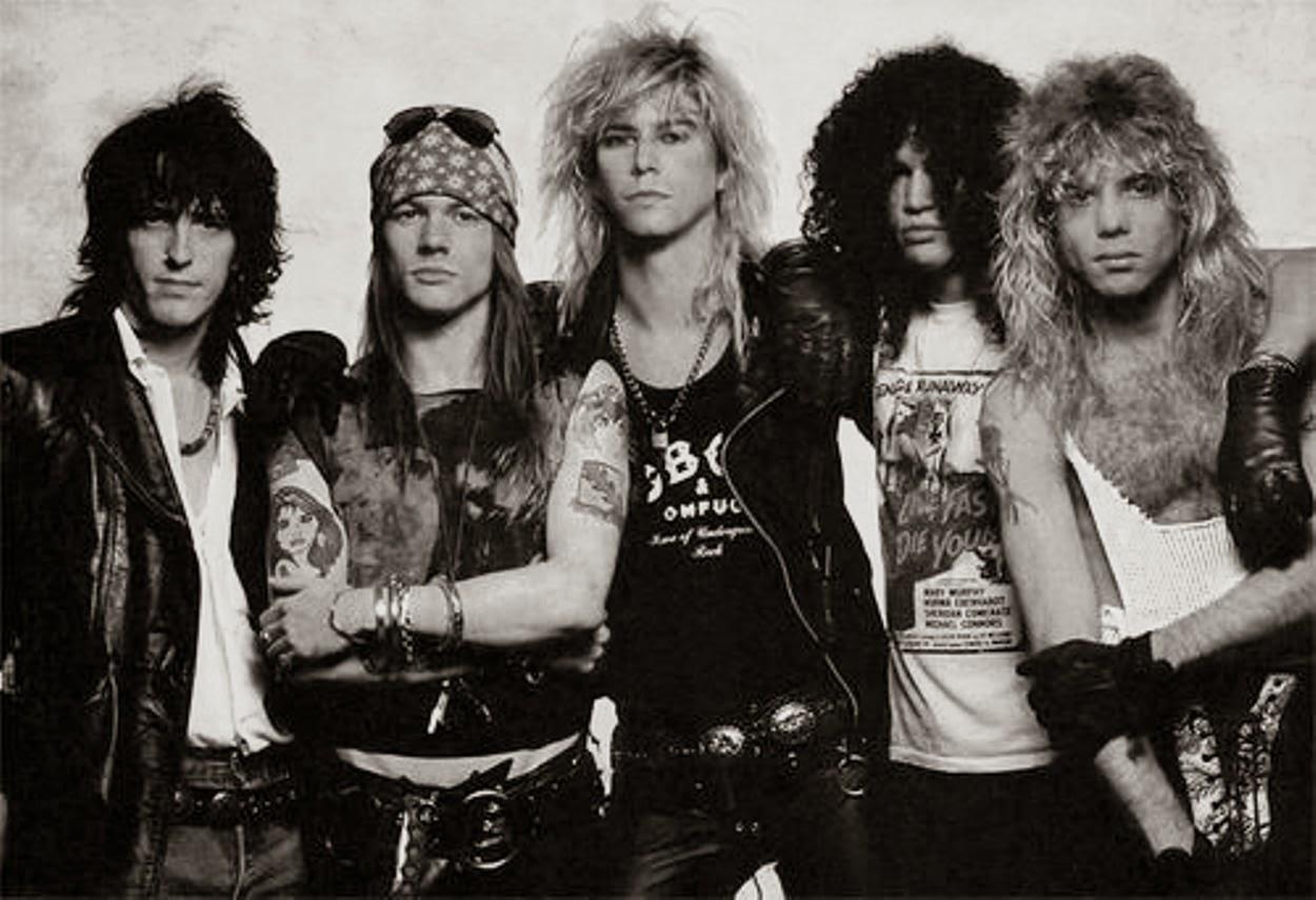 Beginner Guitarist 'Guns n Roses'