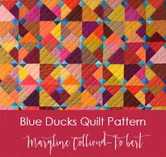 Blue Ducks PDF Pattern