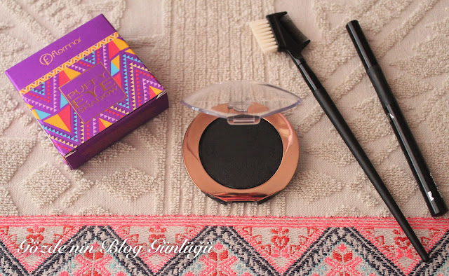 Flormar Puffy Eye Shadow