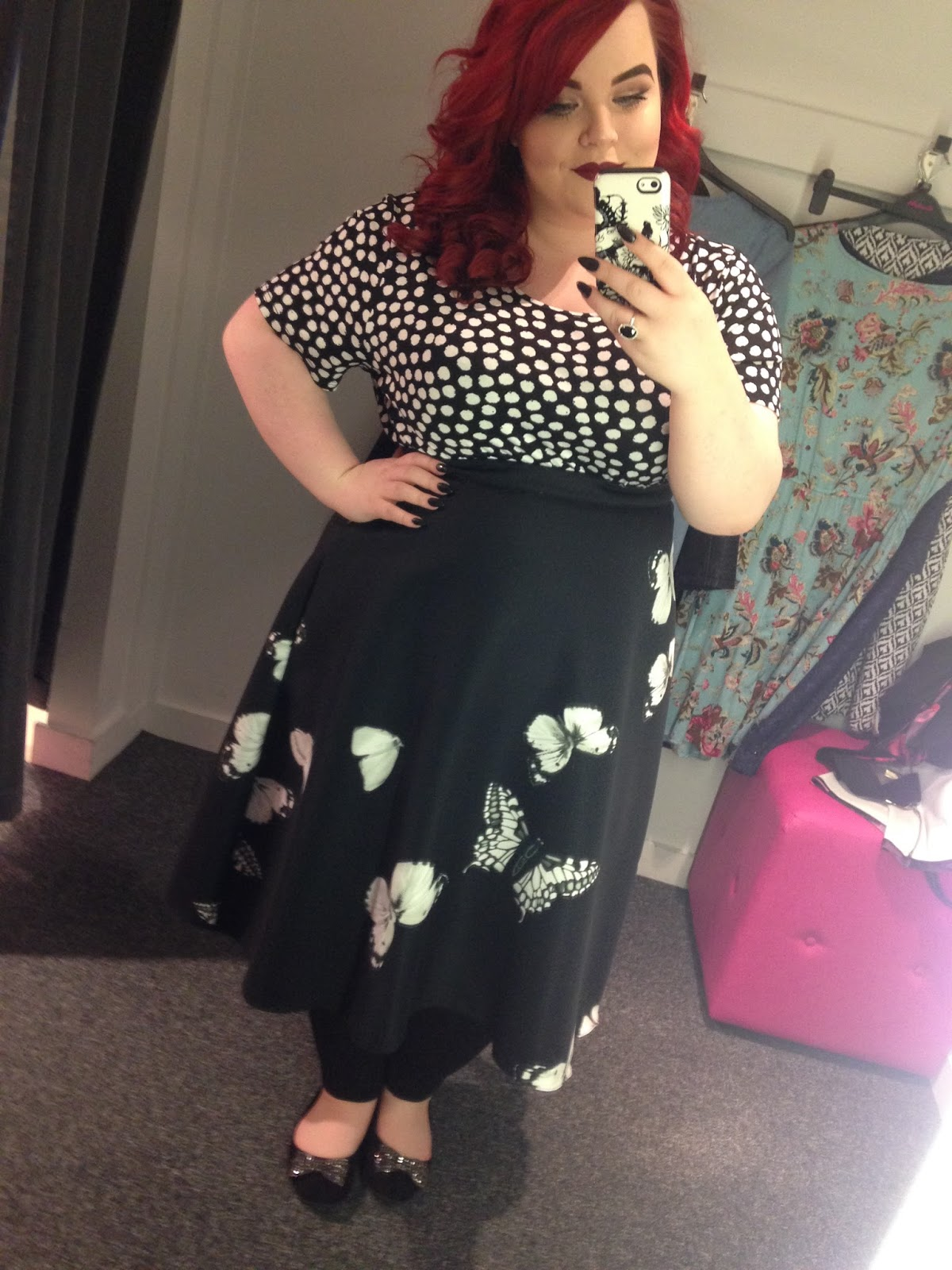 Simply Be Meadowhall, shemightbeloved, plus size blogger, georgina grogan
