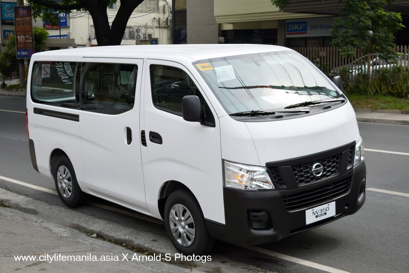 Nissan officially launched the all new nissan nv 350 urvan one of the iconic people mover vehicle will set pace again to enticed filipino and deliver