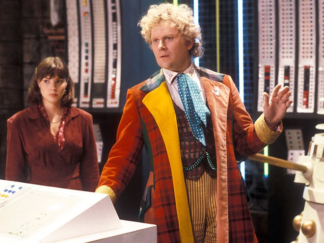 Explore the Doctor Who classic series website