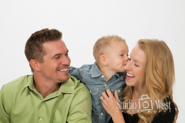 family pictures - family portraits - central coast portrait photographer - Studio 101 West Photography