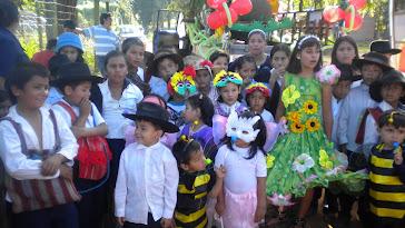 carnaval infantil 2011