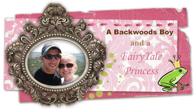 A Backwoods Boy and a Fairytale Princess
