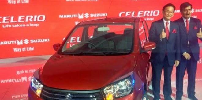 Suzuki Celerio Meluncur Tahun Depan