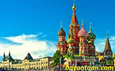 Sự thật khiến bạn sẽ bất ngờ khi đến nước Nga