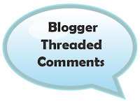 Blogger Introduces Threaded Comments