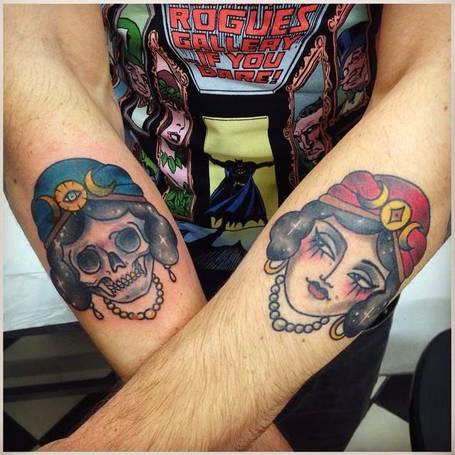 Tatouage old school Tattoo Tatouage