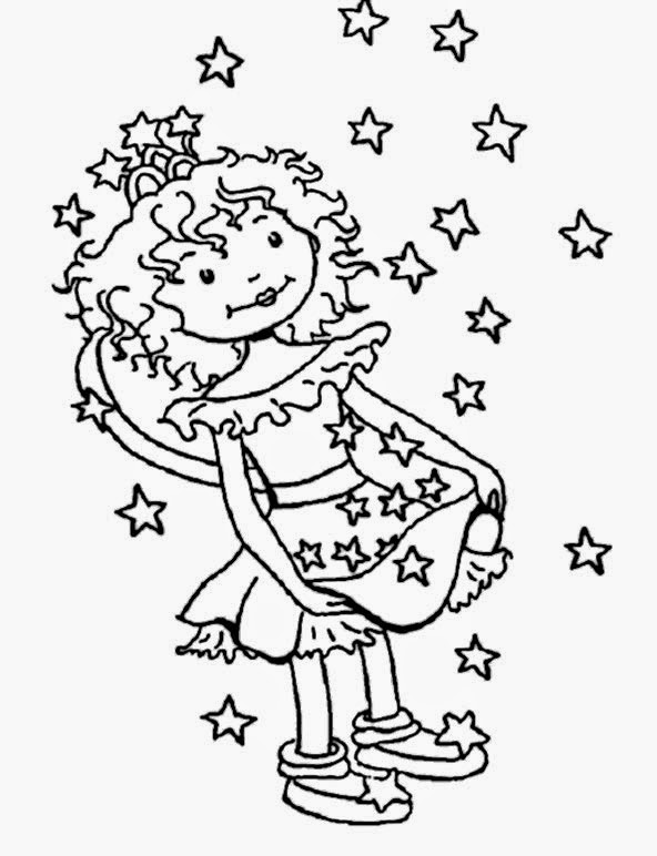 Ausmalbilder für Kinder - Malvorlagen und malbuch - malvorlagen kostenlos lillifee