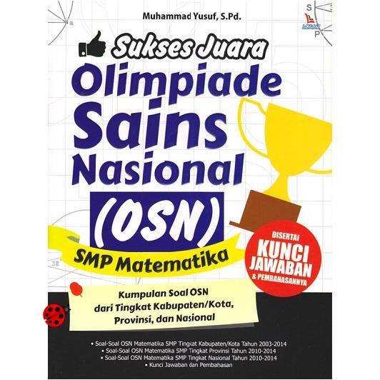 Buku Sukses Juara OSN Matematika SMP