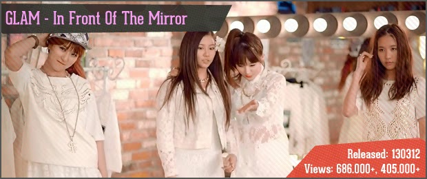 GLAM - In Front Of The Mirror