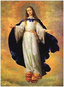 Inmaculada Zurbarán