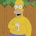 Homero Simpson acepta el reto Ice Bucket Challenge