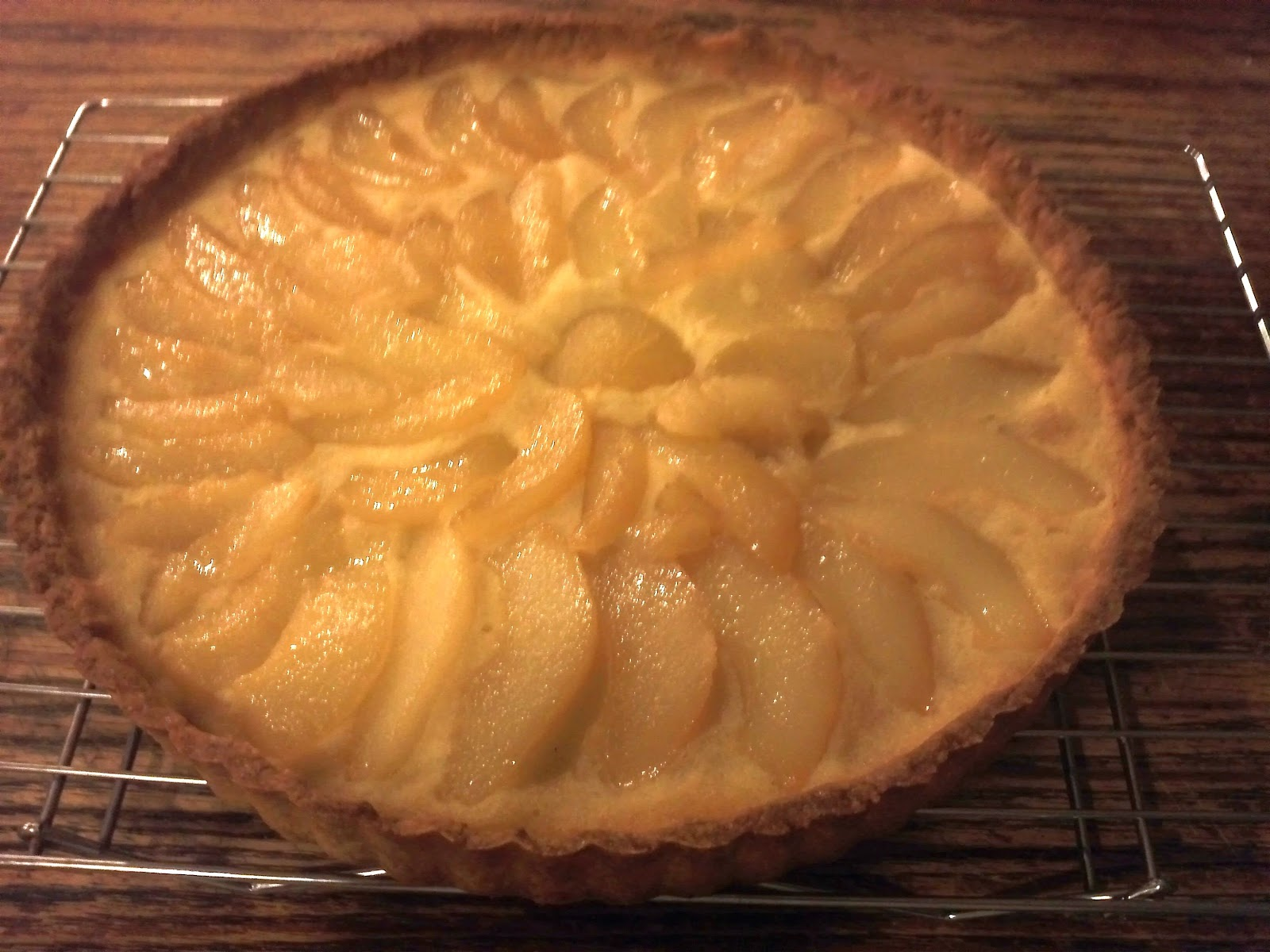 and pear tart i found a new fruit tart pear tart pear tart recipes