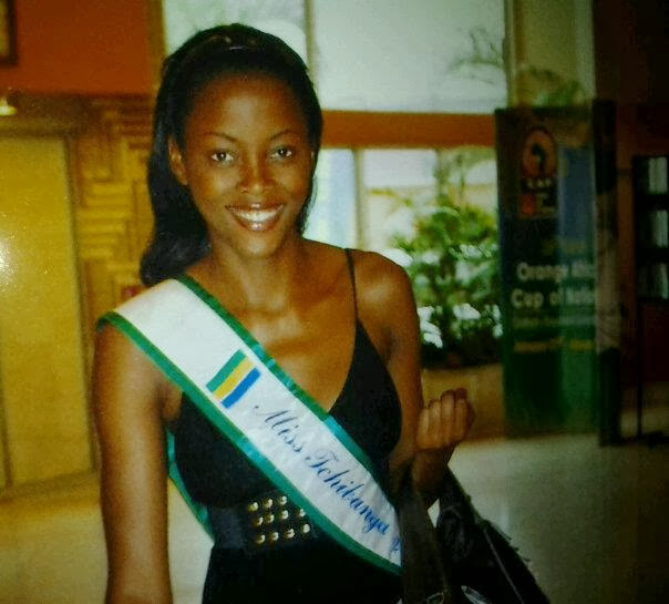 29th november 2013 by herb brasil labels gabon miss international 2013