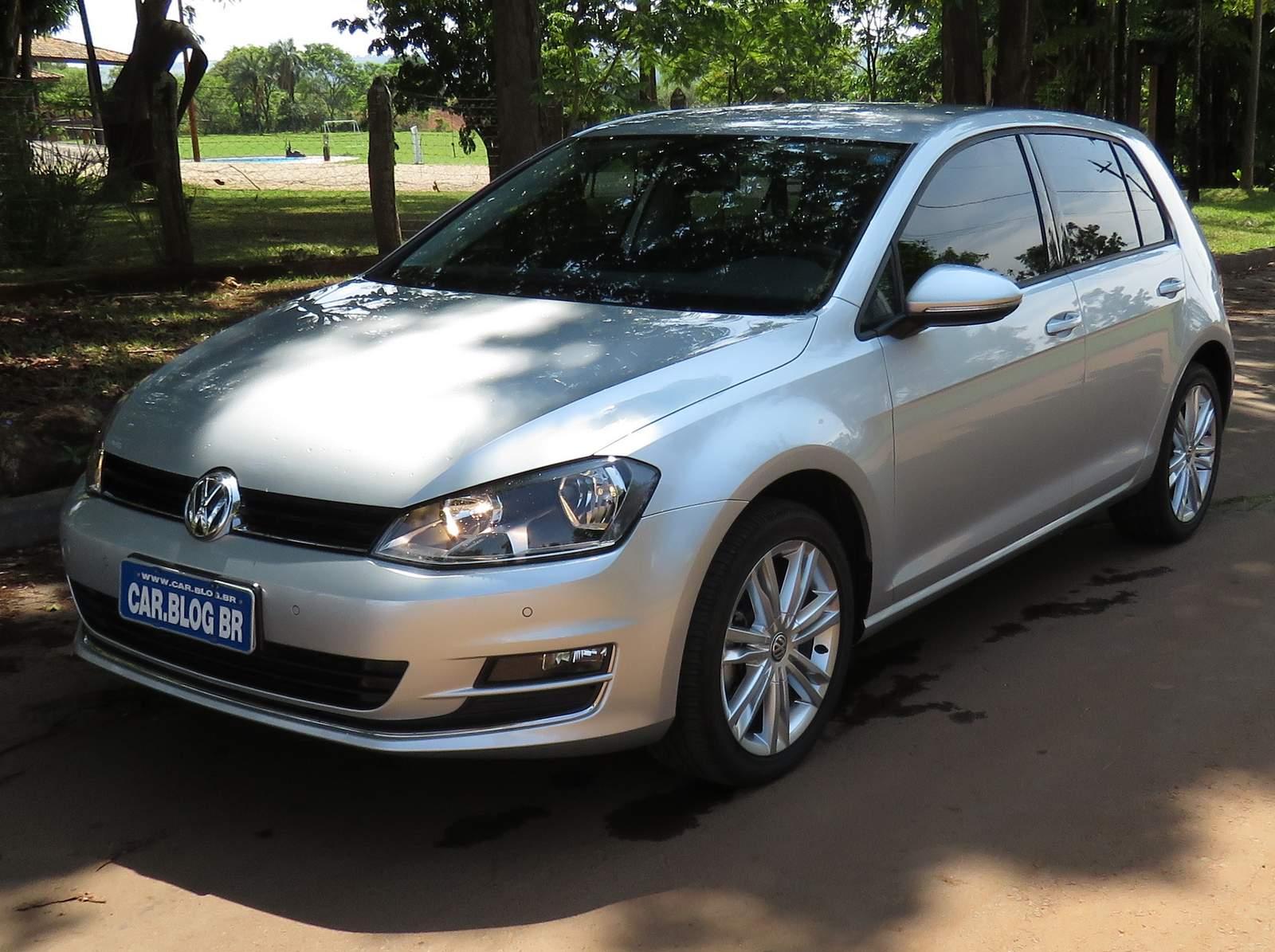 VW Golf: hatch médio mais vendido do Brasil