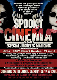 SPOOKY CINEMA 18