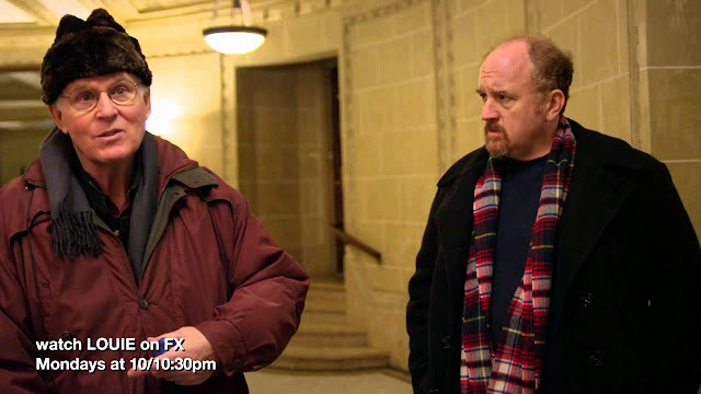 Here we see Charles Grodin and Louis C.K. starring in It's Midnight, and I'm Getting the Runs!