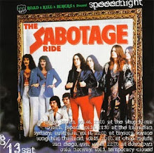 The SABOTAGE ride