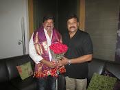 Maa President Rajendra Prasad Met Chiranjeevi-thumbnail-8