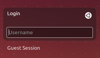 Ubuntu LightDM disabled user list
