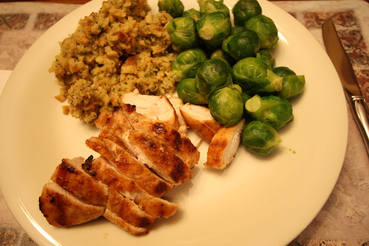 The Roediger House: Meal No. 1368: Spice-Rubbed Grilled ...