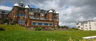 The Putting Green at The Victoria Hotel in Sidmouth, Devon