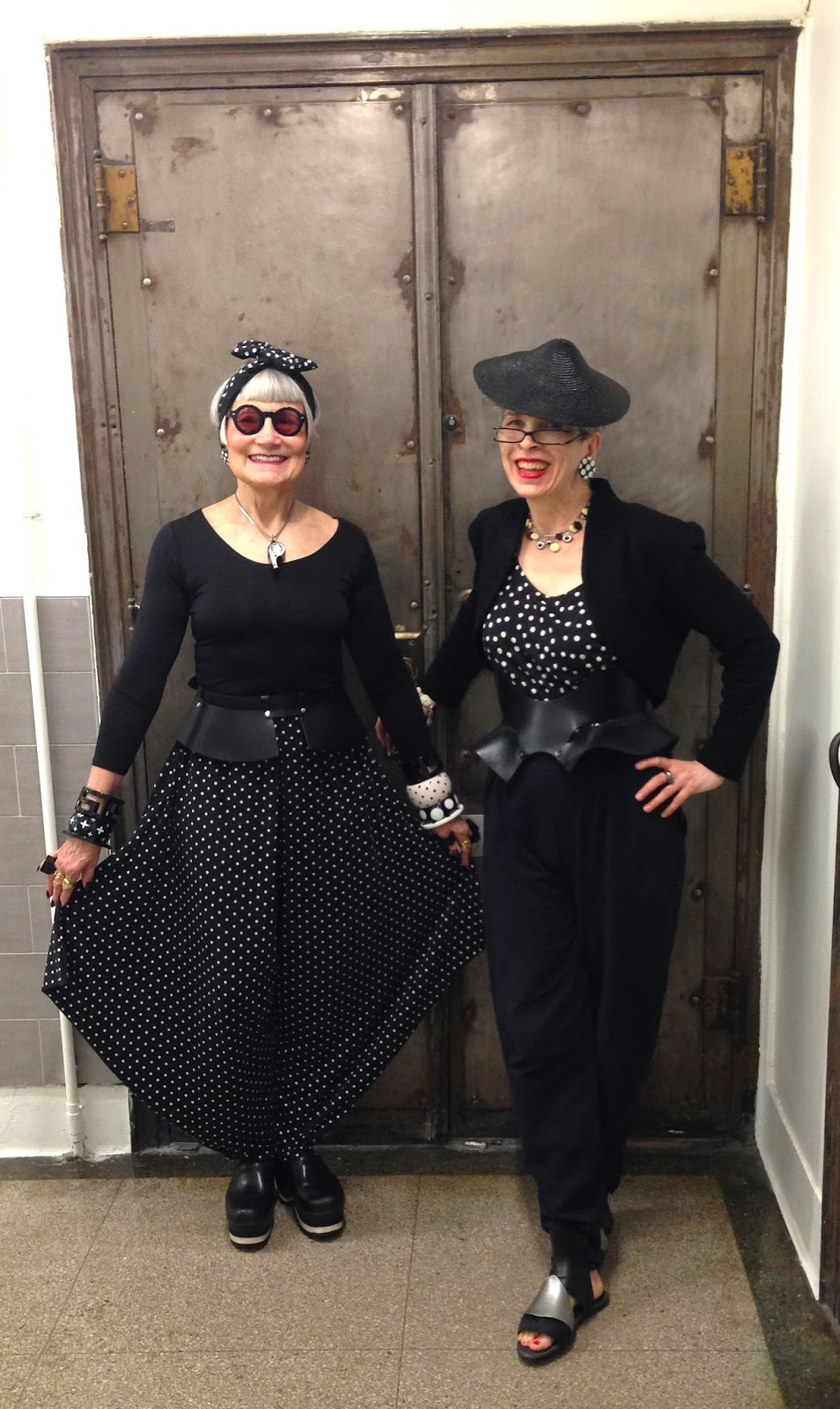 Idiosyncratic Fashionistas: A Walk on the Wild Side: We Visit the ...