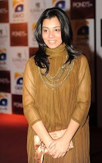 Qudsia Karim PFDC Sunsilk Fashion Week 2011   Red Carpet DAY 1 & 2