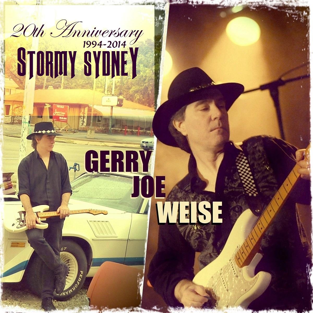 Stormy Sydney 20th Anniversary, 2014 album