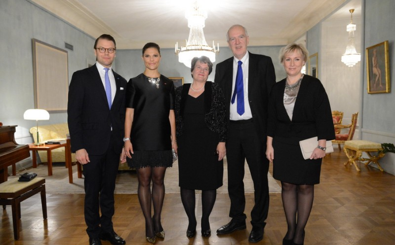 Swedish embassy dinner