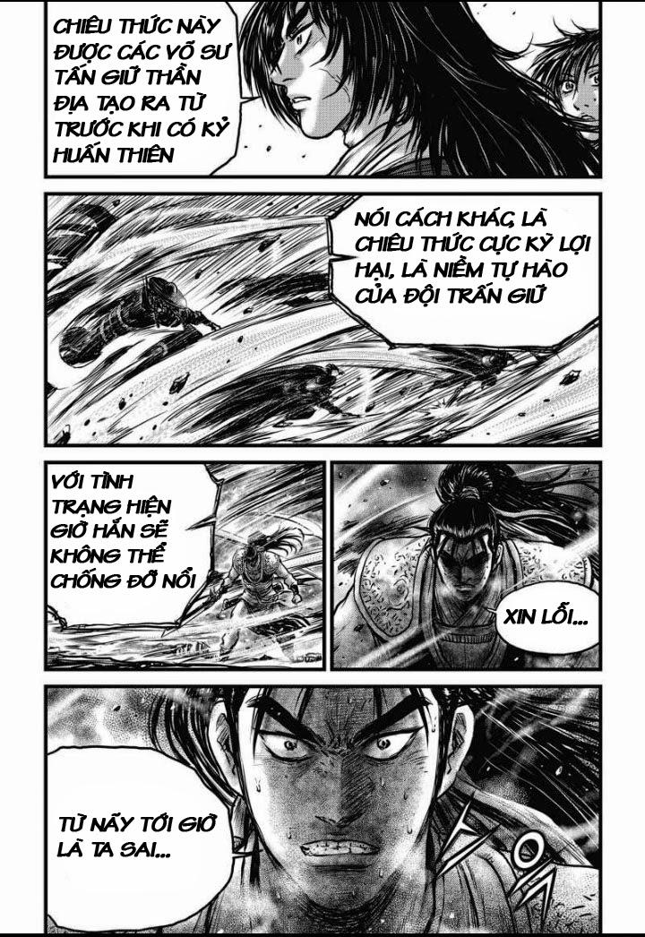 Hiệp Khách Giang Hồ chap 465 page 3 - IZTruyenTranh.com
