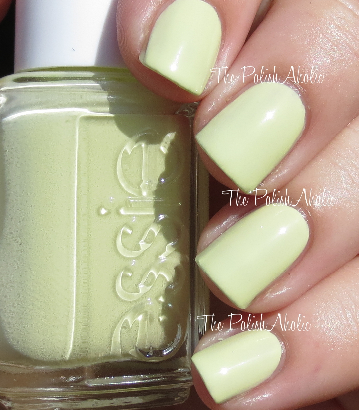 The PolishAholic: Essie Summer 2015 Peach Side Babe Collection ...