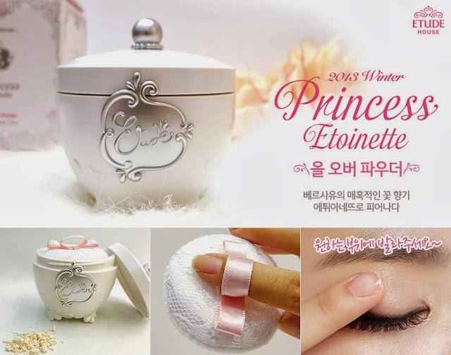 princess etoinette limited, jual etude murah, jual etude semarang, shimmer powder