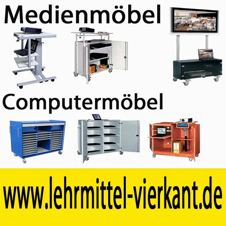 Computerwagen, EDV-Schränke, Multimediawagen