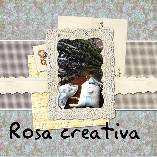 rosa creativa