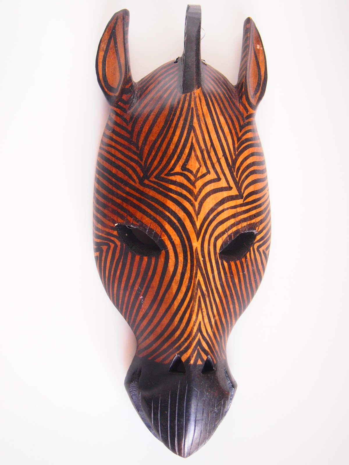 African Animal Mask Templates African animal mask