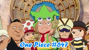 One Piece Episode 647 Subtitle Indonesia