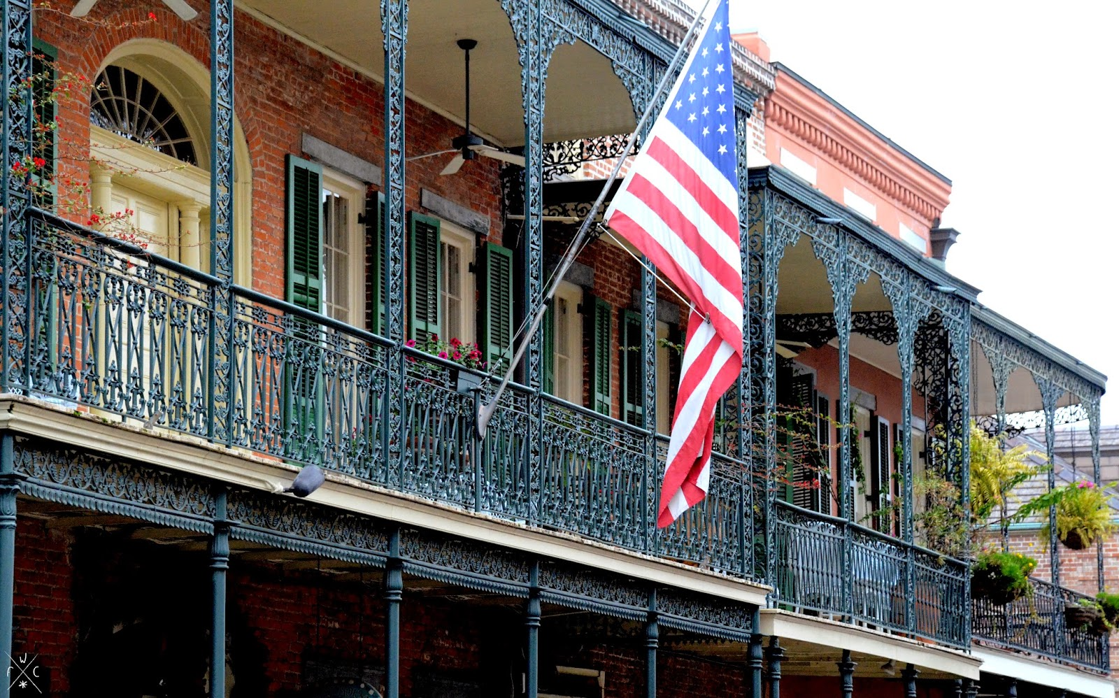 French Quarter - La Nouvelle-Orléans, Louisiane, USA